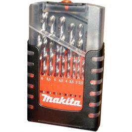 Набор сверл по металлу Makita D29876 110мм 19шт.