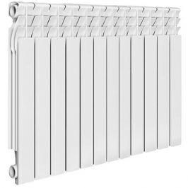 Радиатор отопления биметаллический Oasis 500 80 12 секционный