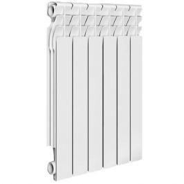 Радиатор отопления биметаллический Oasis 500 80 6 секционный