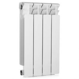 Радиатор отопления биметаллический Rifar BASE 500 4 секц.