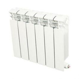 Радиатор отопления биметаллический Rifar BASE 500 6 секц.