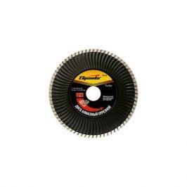 Диск алмазный SPARTA 731195 отрез. Turbo 125*22,2мм, сух.рез.