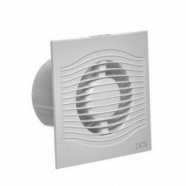 Вентилятор Эра Slim 4C, осевой вытяжной ф100