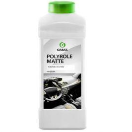 Полироль GRASS очиститель пластика Polyrole Matte 1л