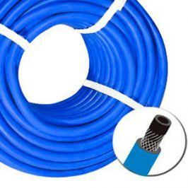 Рукав синий 6.3мм (бухта 40м)