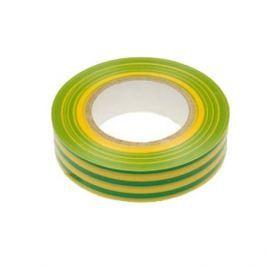 Изолента AVIORA 15мм*20м желтозеленая