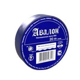 Изолента АВАЛОН 15мм*20м синяя