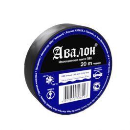 Изолента АВАЛОН 15мм*20м черная