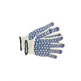 Перчатки трикотажные х б с ПВХ 10 кл. 5 нитей