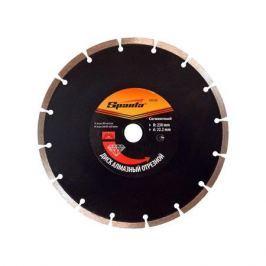 Диск алмазный SPARTA 731155 отрез.сегмен.230*22,2мм сухой рез
