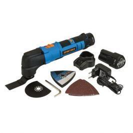 Инструмент многофункциональный аккумуляторный ПРАКТИКА МФИ10А2 10.8В Lion 2x2.0 а.ч