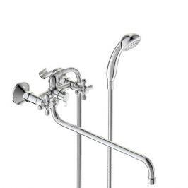 Смеситель для ванны VIDIMA РЕТРО излив 320, хром BA348AA