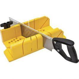 Стусло STANLEY MITRE BOX 300х130х80мм с ножовкой 120600