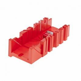 Стусло MATRIX 300х100 мм пластмассовое 4 угла для запила 22547