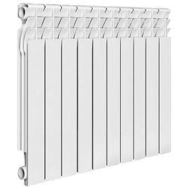 Радиатор отопления алюминиевый Oasis 500 80 лит. 10 секций