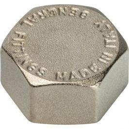 Заглушка STOUT SFT0027000012 BP никелированная 1 2