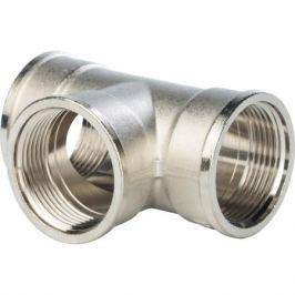 Тройник ВВ никелированный 1 1 4 STOUT SFT0020000114