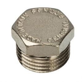 Заглушка STOUT HP никелиров.1 2 SFT0025000012