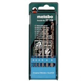 Набор сверл Metabo HSSCo 6 шт. (28мм) 627119000
