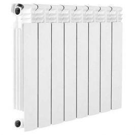 Радиатор отопления алюминиевый Oasis 500 80 лит. 8 секционный