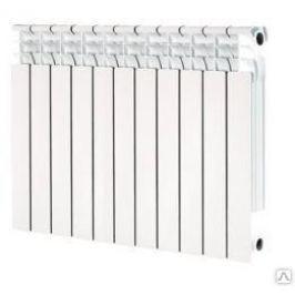 Радиатор отопления алюминиевый Oasis 500 80 лит. 12 секционный