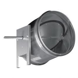 Воздушный клапан SHUFT DCGAr 200 д кр.в. под электропривод