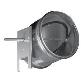 Воздушный клапан SHUFT DCGAr 125 д кр.в. под электропривод