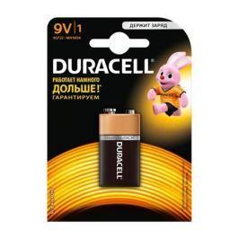 Элемент питания DURACELL Basic 9V 6LR61 (1шт)