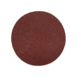 Круг шлифовальный ЗУБР МАСТЕР универсальный, из абразивной бумаги на велкро основе, без отверстий, Р100, 150мм, 5шт 35568150100