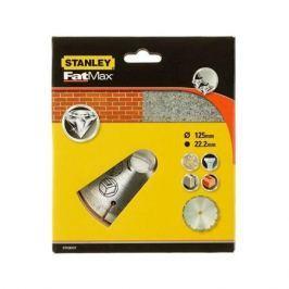 Диск алмазный STANLEY 125*22,2 сегмент.FatMax STA38107XJ