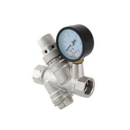 Редуктор давления VALTEC с фильтром и манометром, от 2 до 5 бар 1 2 VT.082.N.04