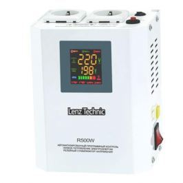 Автоматический стабилизатор напряжения Lenz Technic R500W (Wall Mount 4 relays input 140270V)