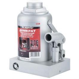 Домкрат MATRIX 50733 25т гидравлический бутылочный 240375мм