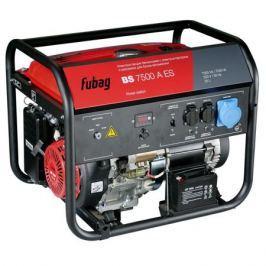 Бензиновая электростанция FUBAG BS 7500 A ES с электростартером и коннектором автоматики