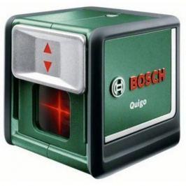 Нивелир лазерный линейный BOSCH Quigo 0.603.663.521