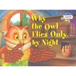 Максименко Н. Почему сова летает только ночью = Why the Owl Flies Only by Night