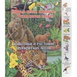Комарова О. (отв.ред.) Животные и растения тропических лесов
