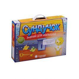 Сундучок знаний для малышей. Для детей в возрасте 3-5 лет (8 тетр. + 6 пап. + 6 тест. Задан.) (+подарок)
