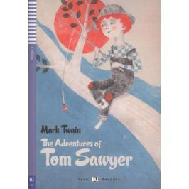 Twain M. The Adventures of Tom Sawyer. Stage 2 (+CD)