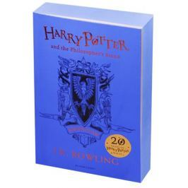 Rowling J. Harry Potter and the Philosopher's Stone - Ravenclaw EditionPaperback