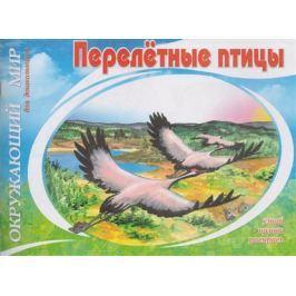 Багинская А. (худ.) Перелетные птицы