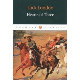 London J. Hearts of Three