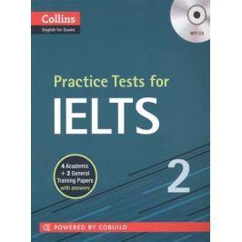 Practice Tests for IELTS 2 (+CD)
