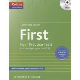 First. Four Practice Tests for Cambridge English. First (FCE) (+MP3)