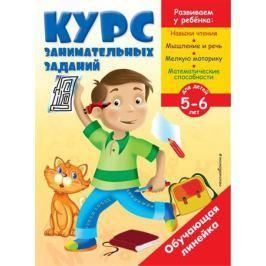 Жилинская А. (сост.) Курс занимательных заданий. Для детей 5-6 лет