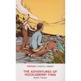 Twain M. Adventures of Huckleberry Finn