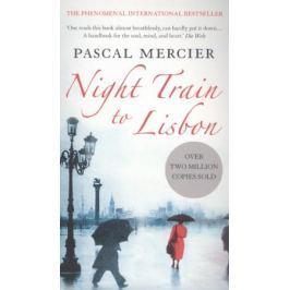 Mercier Р. Night Train to Lisbon