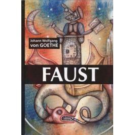 Goethe J.W. Faust. Книга на английском языке