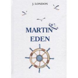 London J. Martin Eden (книга на английском языке)