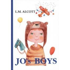Alcott L.M. Jo's Boys. Книга на английском языке